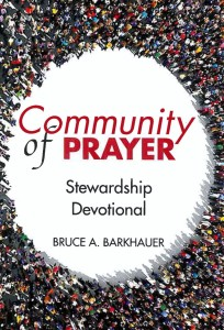 Community of Prayer Booklet Cover